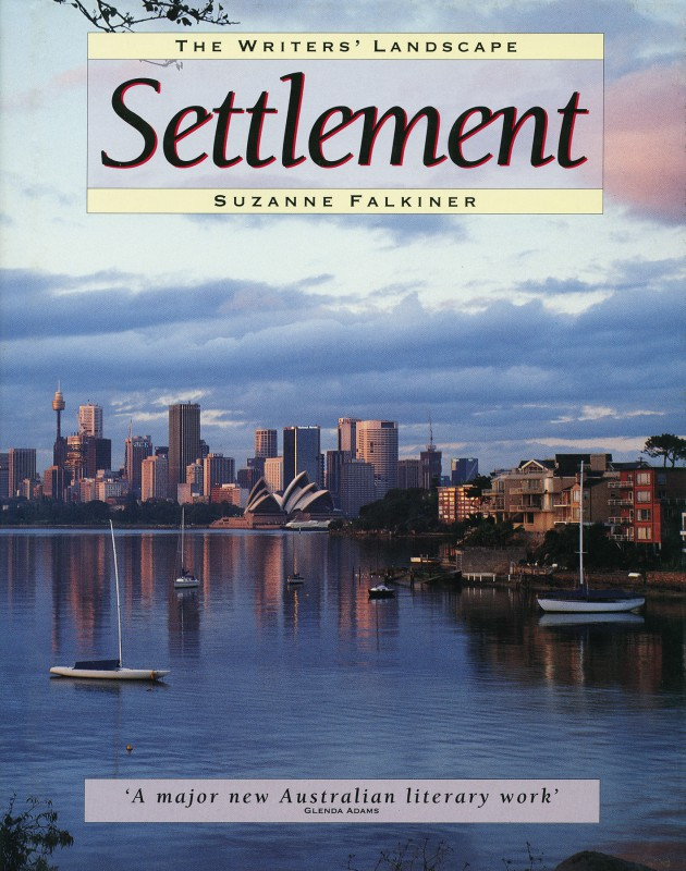 Book The Writers Landscape: Settlement