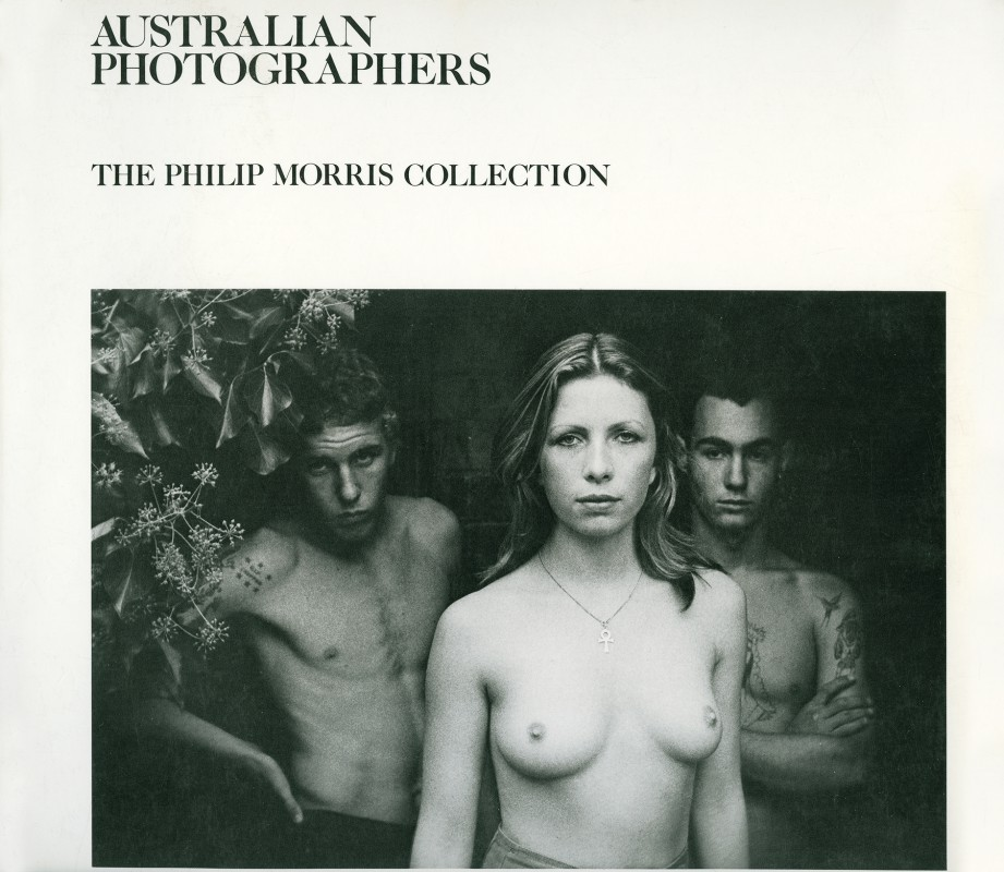 Book – Australian Photographers The Phillip Morris Collection