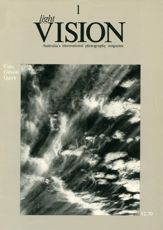 Light Vision Magazine. 1977