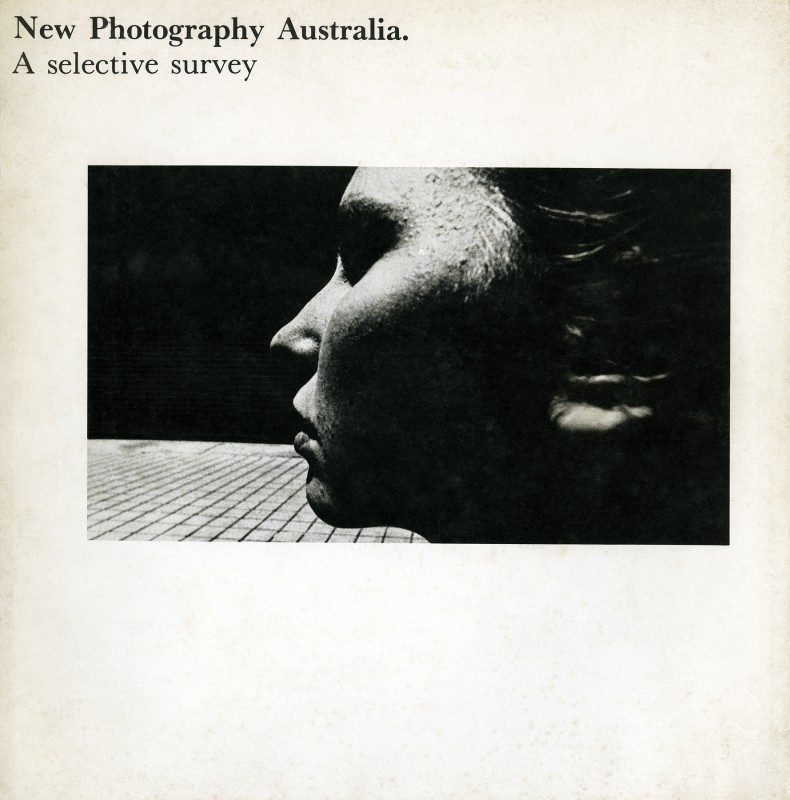 Book – New Photography Australia A Selective Survey